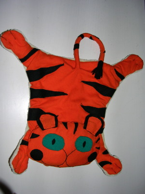doudou the tiger
