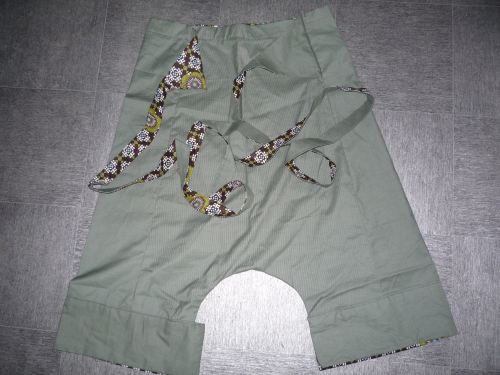 Photo of harem pants